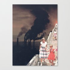 Time To Say Goodbye Canvas Print