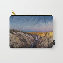 Artist's Point Sunrise Carry-All Pouch