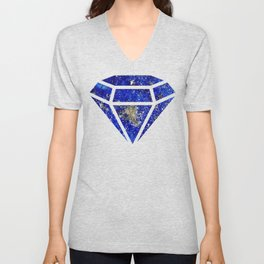 Lapis Dreams Unisex V-Neck