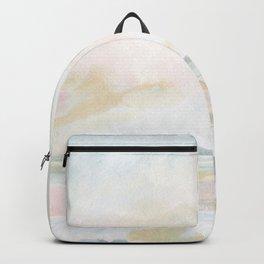 Golden Hour - Pastel Seascape Backpack
