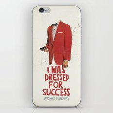 SUCCESS iPhone & iPod Skin