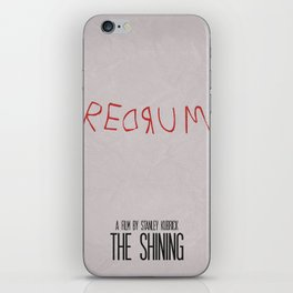The Shining 02 iPhone Skin