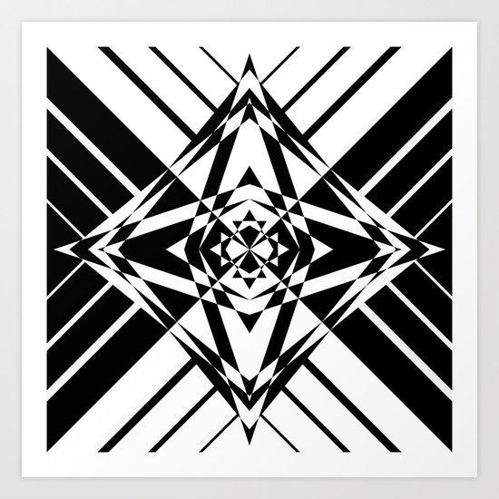 Heavenly Bodies - The Stars Art Print