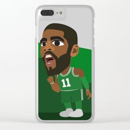Irving Clear iPhone Case