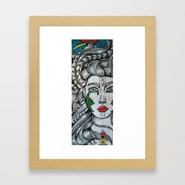 lqr Framed Art Print