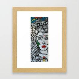 lqr Framed Art Print
