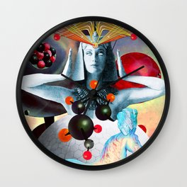 Kensho Satori Wall Clock