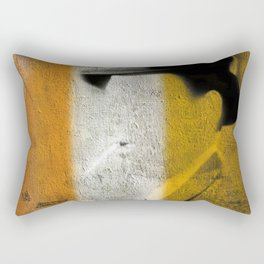 The Detective Rectangular Pillow
