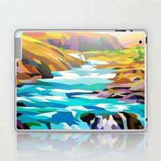 River Laptop & iPad Skin
