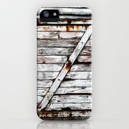 On the wagon iPhone Case