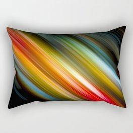 Color lagoon Rectangular Pillow
