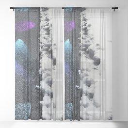 Borderlands Sheer Curtain