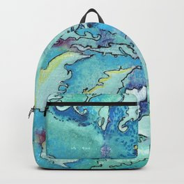 Striation, Brazilian Tide, 1 Backpack