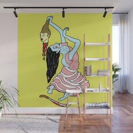 La Llorona Wall Mural