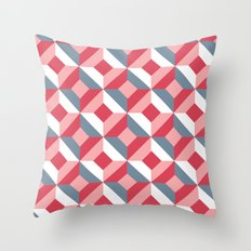 MRABA pattern 1 Throw Pillow