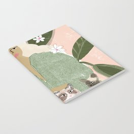 Cat Mom Notebook
