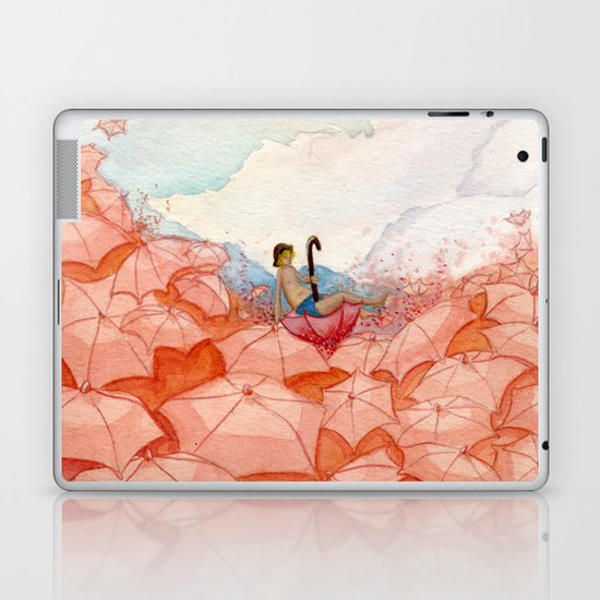 Come Sail Away  Laptop & iPad Skin