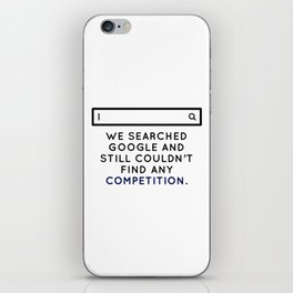 Champion Winner Zenith Best Top Number One Uno Ace Boss iPhone Skin