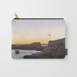 Winter sunset at Lanescove Carry-All Pouch