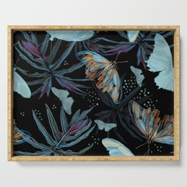 TROPICAL NIGHT LIFE Serving Tray