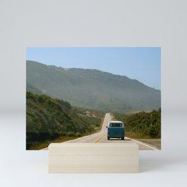 Coastal Drive Mini Art Print