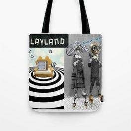 _PLAYLAND Tote Bag