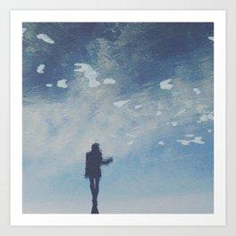 Let it Go Art Print