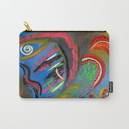 Jazz in Color Carry-All Pouch