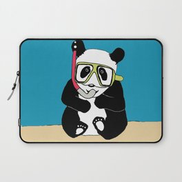 Snorkel Panda  Laptop Sleeve