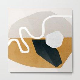 Abstract Art 27 Metal Print