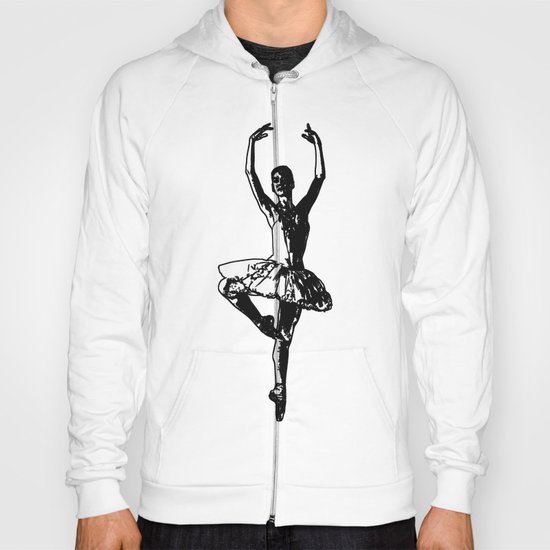 The Ballerina Hoody