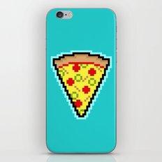 Pixel Pizza iPhone & iPod Skin