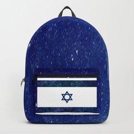Love Israel  congratulations 462 Backpack