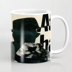 Mystery Man Mug