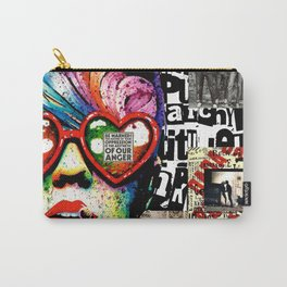 Punk Rock poster Carry-All Pouch