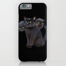 3 HEADED KITTY Slim Case iPhone 6s