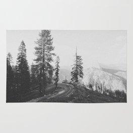 YOSEMITE IV / California Rug