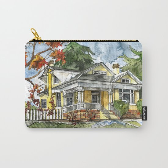 The Autumn House Carry-All Pouch