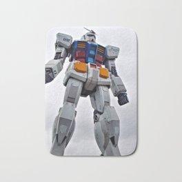 Mobile Suit Gundam Bath Mat