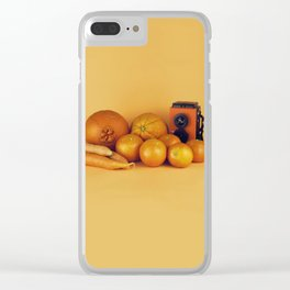 Orange carrots - still life Clear iPhone Case