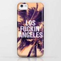 Los Angeles Slim Case iPhone 5c