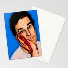 Dexter, The Perks of being a Serial Killer Stationery Cards