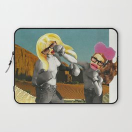 Barbie Brawl Laptop Sleeve