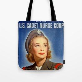 U.S Nurse corps Tote Bag