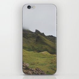 isle of skye, xxx iPhone Skin