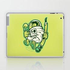 Astronaut illustration Laptop & iPad Skin