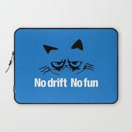 No drift No fun v6 HQvector Laptop Sleeve