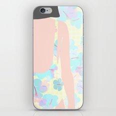 SUMMER GIRL iPhone & iPod Skin