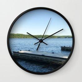 Of the Docks Wall Clock
