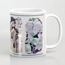 Frozen Orchids Coffee Mug
